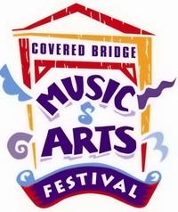 covered bridge fest logo