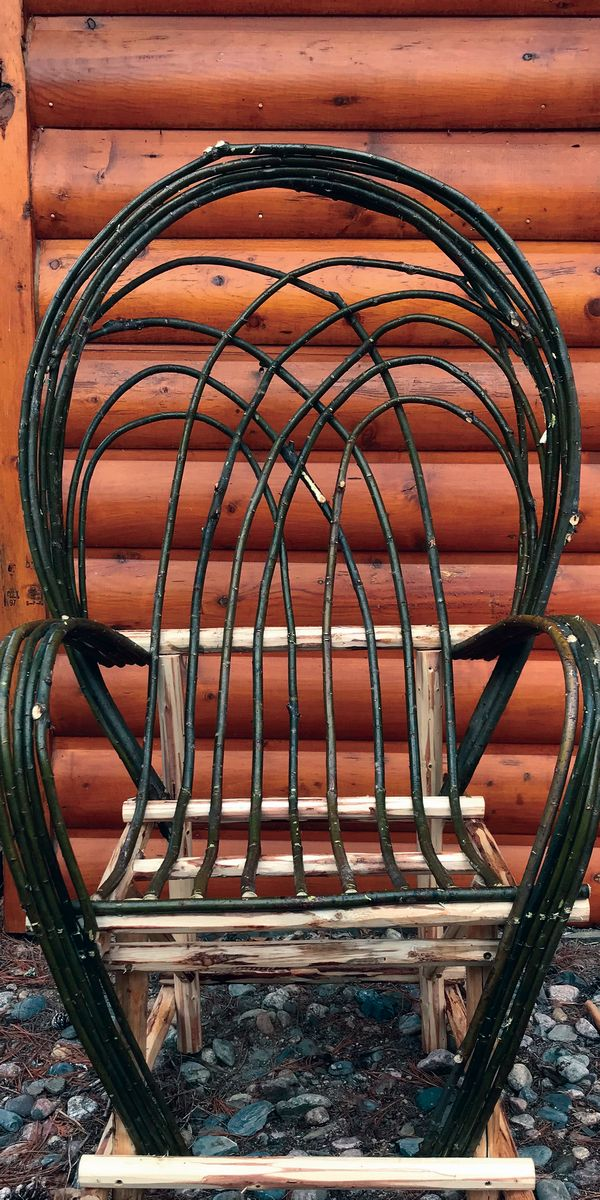 Willow Chair by Jeff Smith