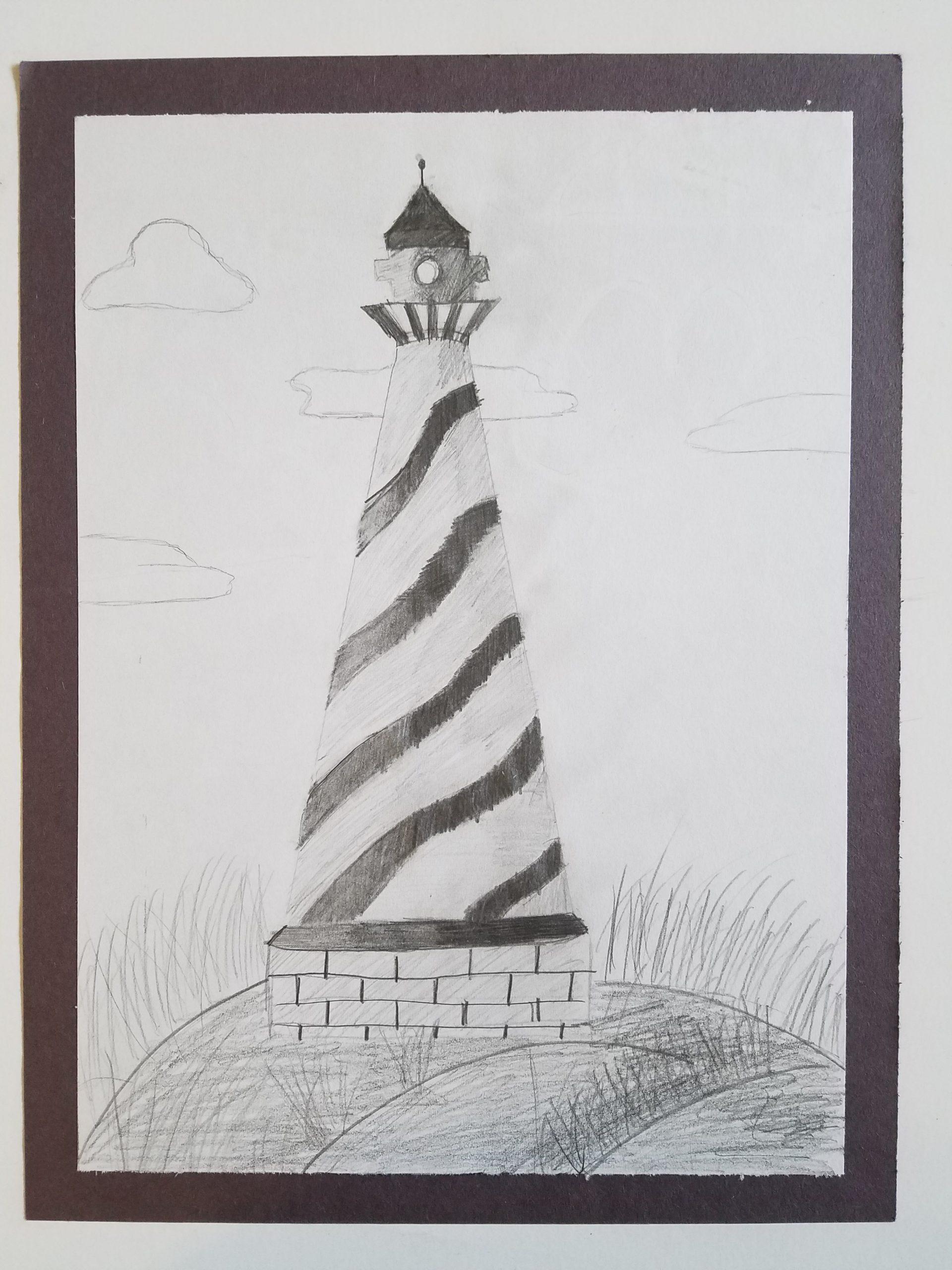 YAC 2020 #32 5-8 lighthouse