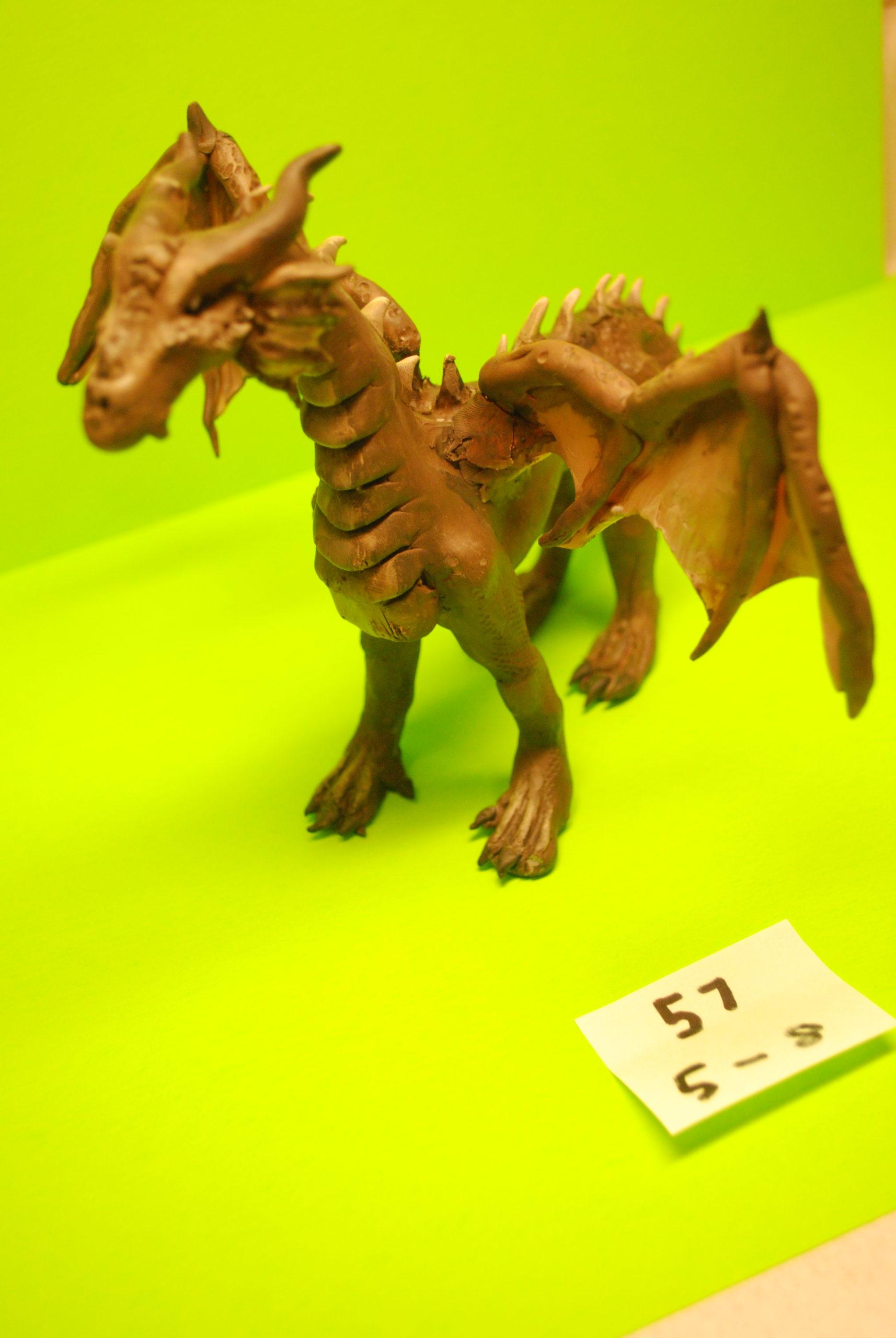YAC 2020 #57 5-8 Dragon a