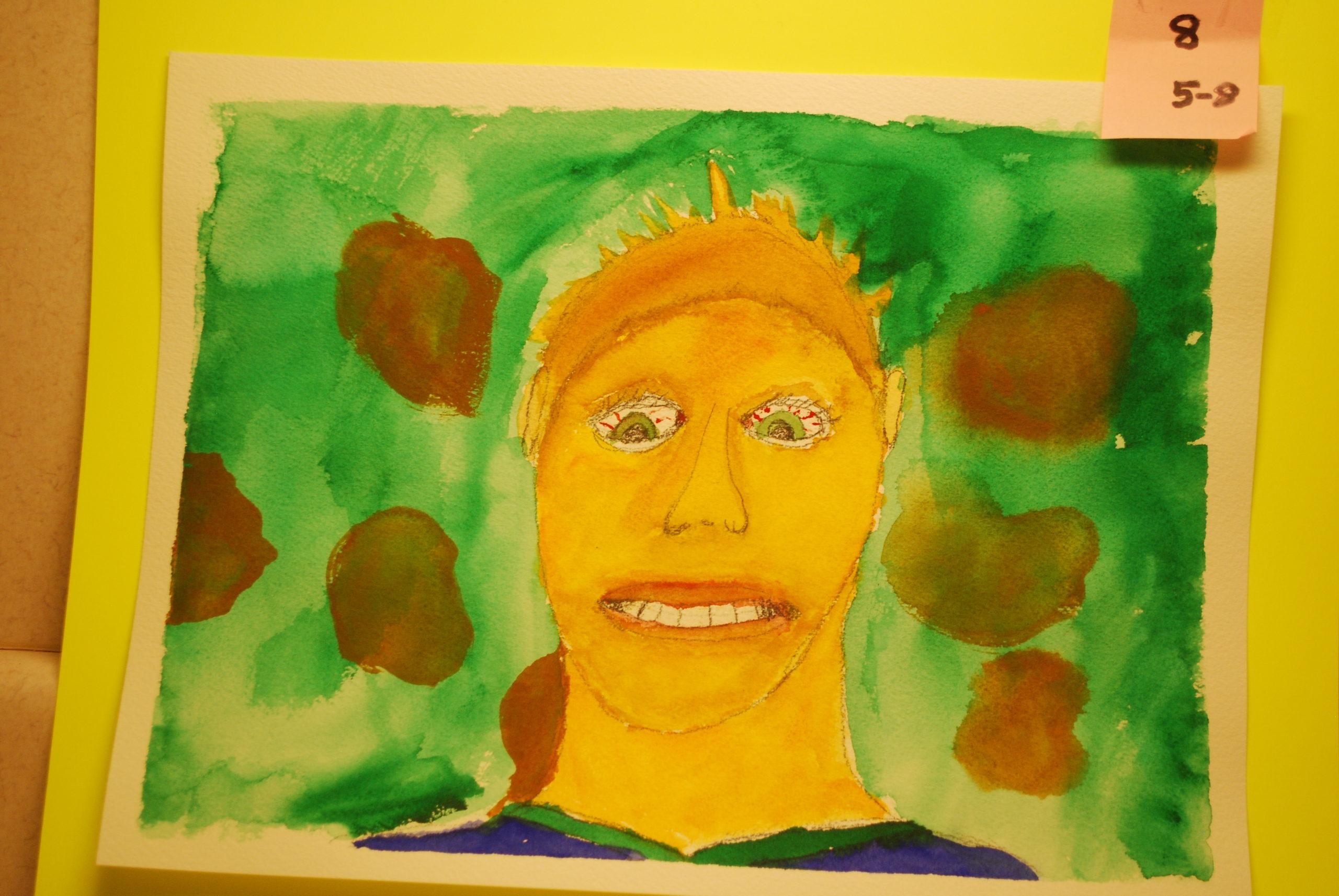 YAC 2020 #8 5-8 yellow face a